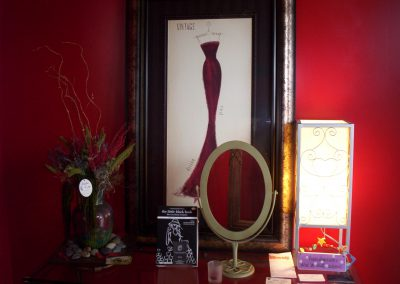 Regal Red Wall