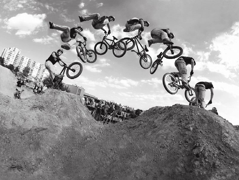 BMX Elapsed Sequence