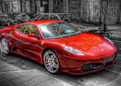 Ferrari – Color Spotting