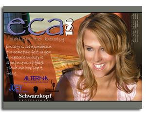 ECA 180 Salon – Concept Postcard